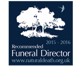 Recommended Funeral Director