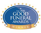 Funeral Winner Award