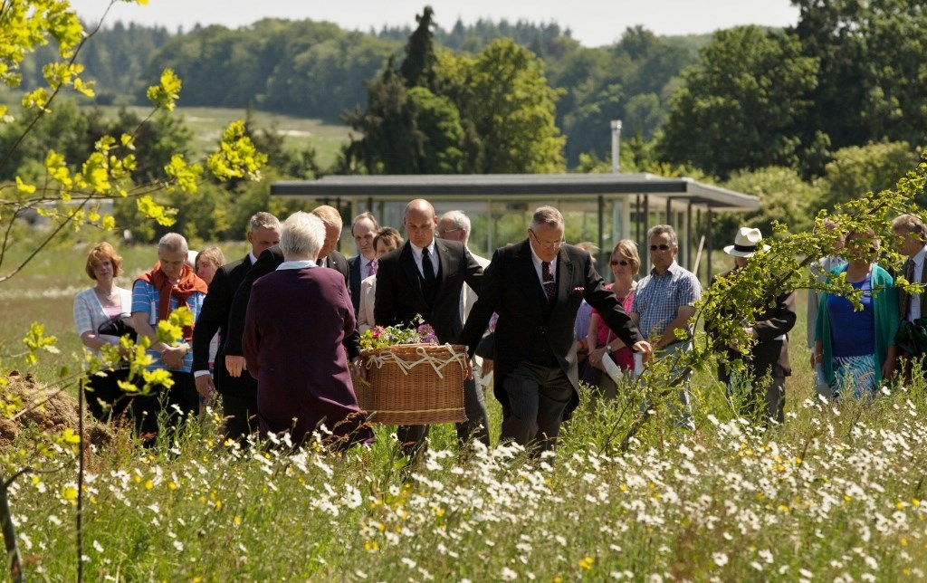 Natural Burial Outfits