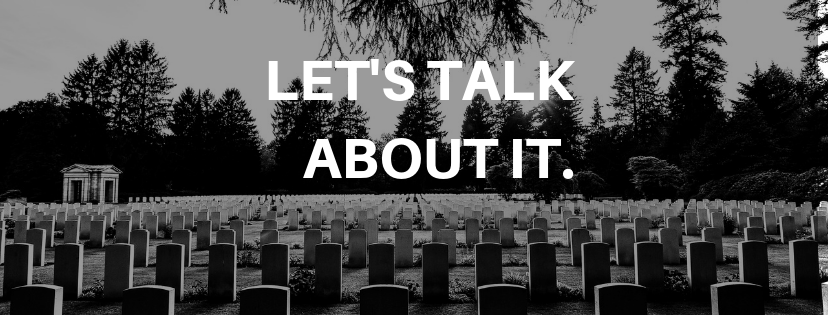 let's talk about it death and funeral planning
