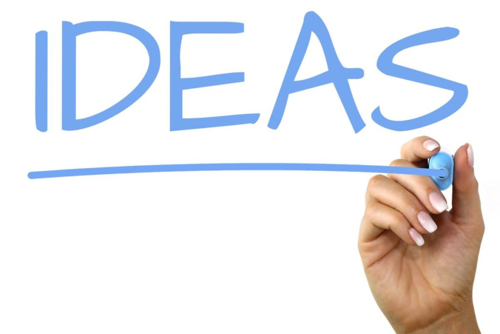 The word ideas when planning a simple funeral