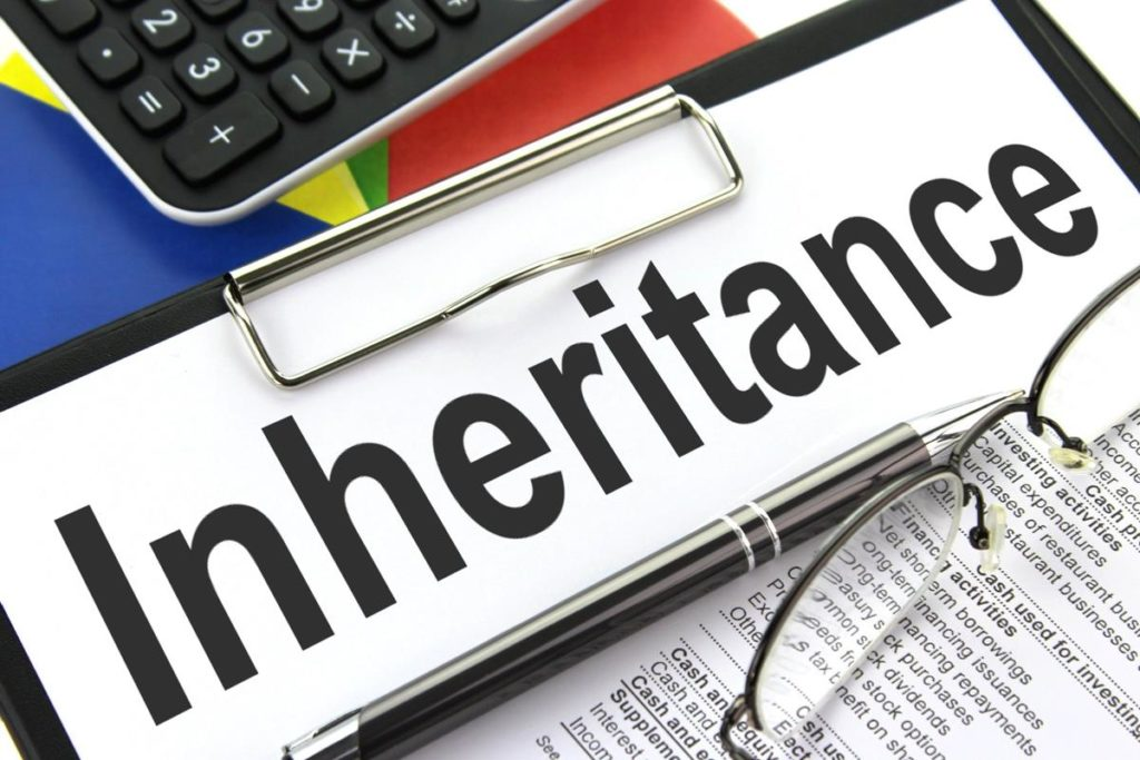 inheritance plans for a simple funeral