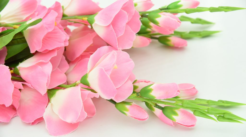 Direct cremation-image of flowers