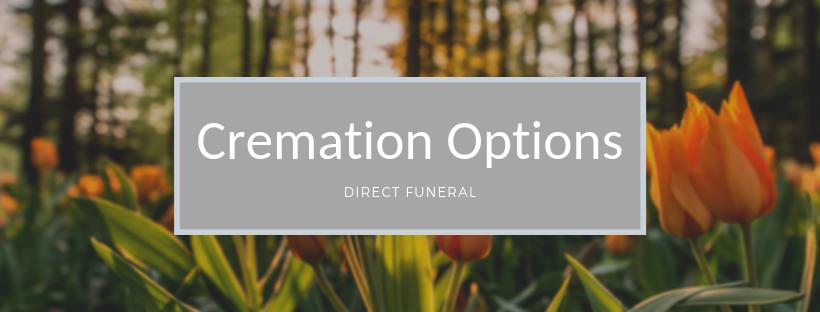 Direct cremation banner
